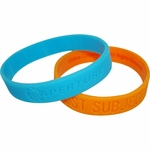 Portal 2 Rubber Wristband Set