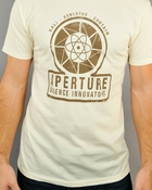 Portal Aperture Science T Shirt Sheer