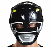 Power Rangers Black Ranger Vacuform Mask