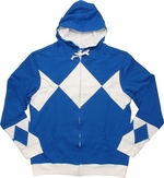 Power Rangers Blue Costume Hoodie