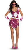 Power Rangers Pink Ranger Glam Costume