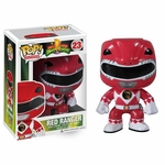 Power Rangers Red Ranger Vinyl Figurine