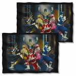Power Rangers Stance FB Pillow Case