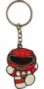 Power Rangers Toy Red Ranger Metal Keychain