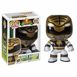 Power Rangers White Ranger Vinyl Figurine