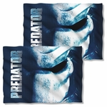 Predator Mask FB Pillow Case