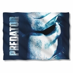 Predator Mask Pillow Case