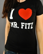 Pretty Little Liars Mr Fitz Baby Tee