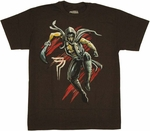 Prince of Persia Painted T-Shirt