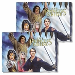 Princess Bride Alt Poster FB Pillow Case