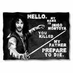 Princess Bride Hello Again Pillow Case