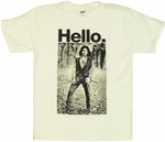 Princess Bride Hello Photo T Shirt