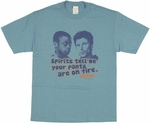 Psych Fire T Shirt