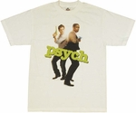 Psych Guns T Shirt