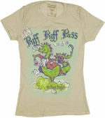 Puff the Magic Dragon Pass Baby Tee