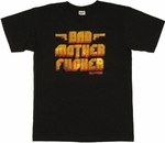 Pulp Fiction Bad Mother T Shirt