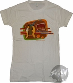 Pulp Fiction Dance Baby Tee