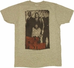 Pulp Fiction Group T Shirt Sheer