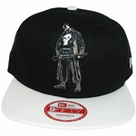 Punisher Action Logo Hat