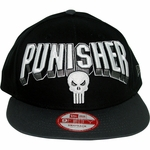 Punisher Block Name Hat