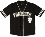 Punisher Castle Baseball Jersey