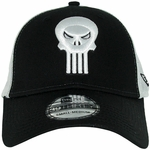 Punisher Character Mesh 39THIRTY Hat