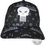 Punisher Collage Hat