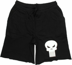 Punisher Cut Off Shorts