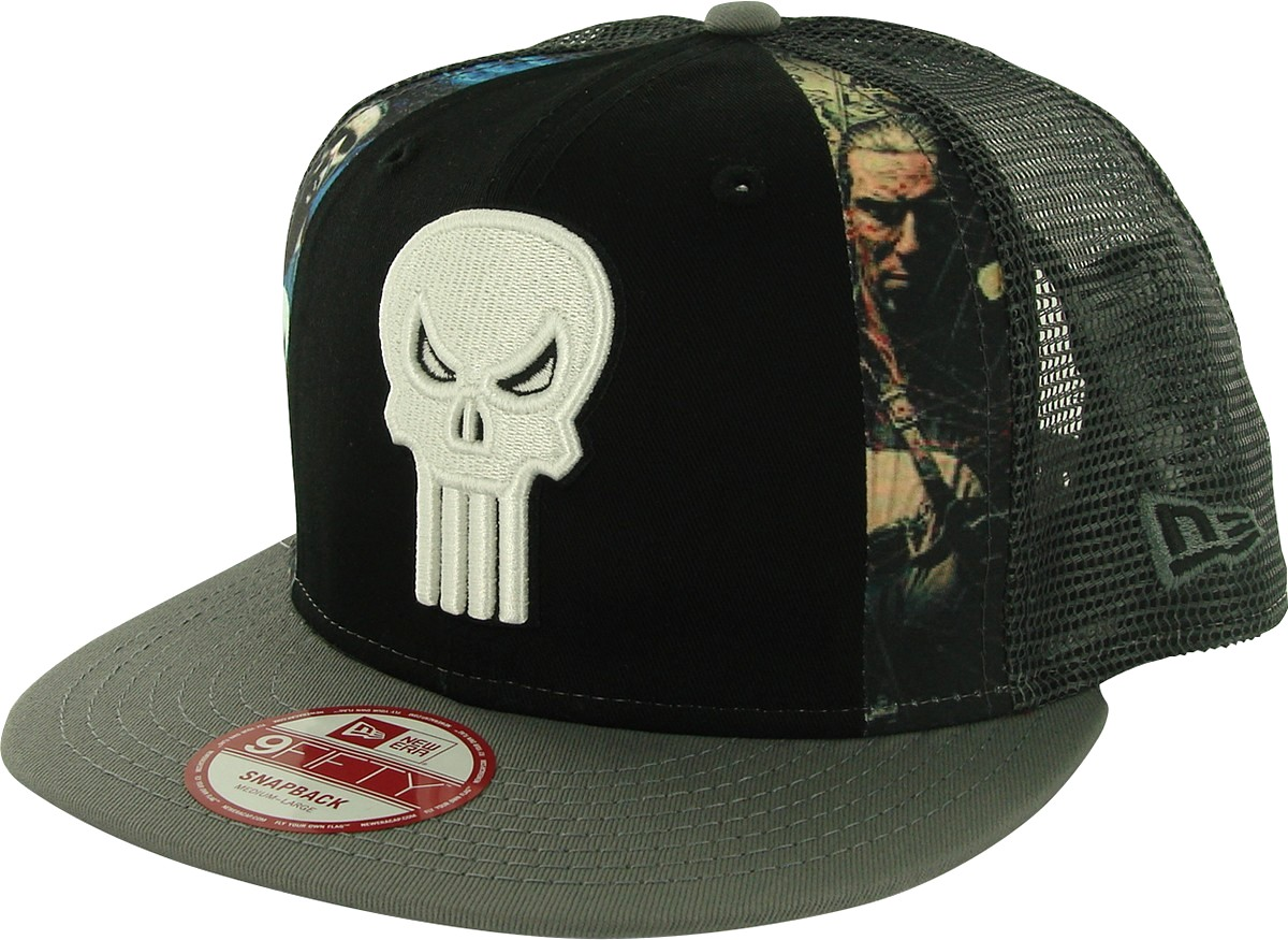 punisher hat in addition - photo #40