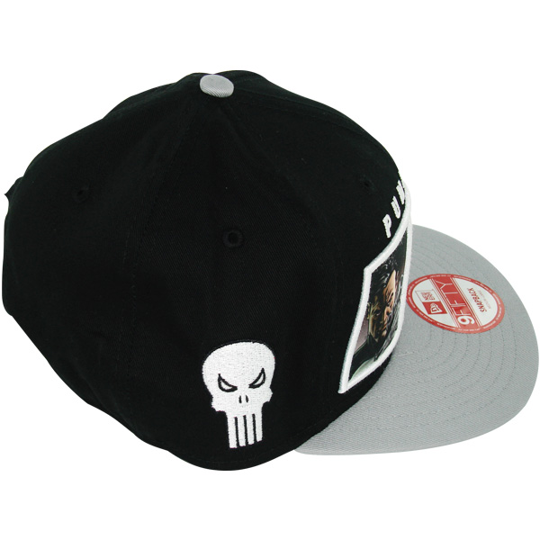 punisher hat in addition - photo #35