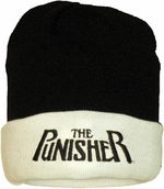 Punisher Flip Up Beanie