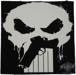 Punisher Gun Patch