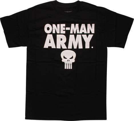 how to become a one man army