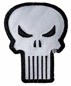 Punisher Logo Patch