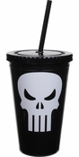 Punisher Logo Travel Cup