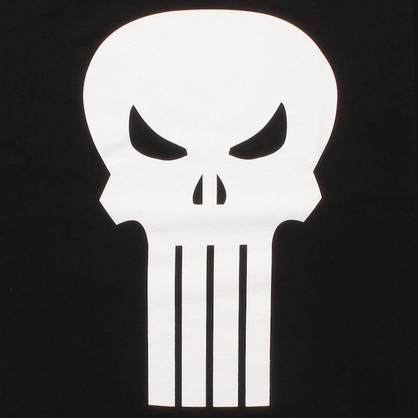 Punisher Logo Youth T Shirt