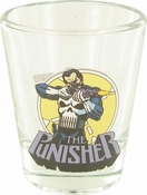 Punisher Mini Toon Tumbler Shot Glass