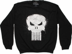 Punisher Splatter Logo Sweatshirt