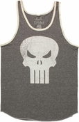 Punisher Vintage Logo Tank Top