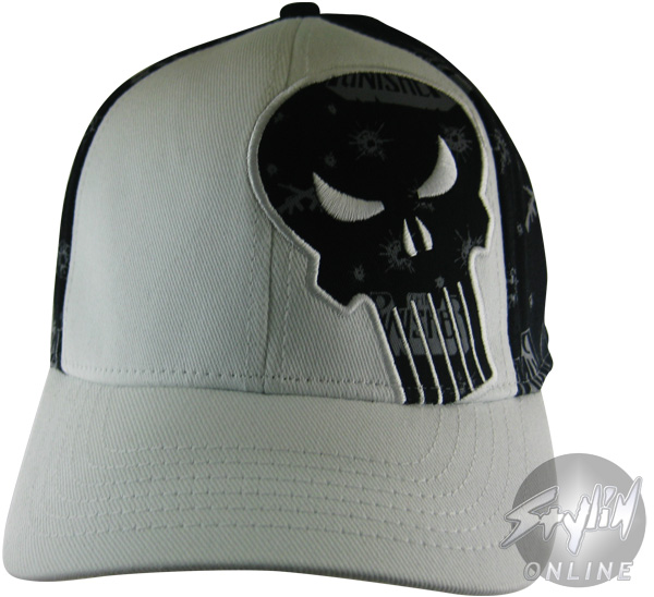 punisher hat in addition - photo #37