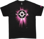 Purple Lantern Love T-Shirt