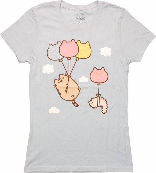 As early as July , Pusheen aficionados have been collecting metal charms and T-shirts featuring the most popular images from the comics. The merchandising empire has gradually expanded to include an array of licensed gear, ranging from traditional backpacks, notepads and mugs to kooky slippers, sleep masks and pencil cases.