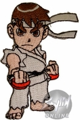 Puzzle Fighter Ryu Patch