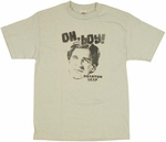 Quantum Leap Oh Boy T Shirt