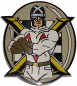 Racer X Belt Buckle