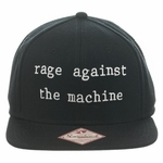 Rage Against the Machine Name Hat