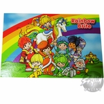 Rainbow Brite Group Postcard