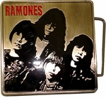 Ramones Group Shot Belt Buckle