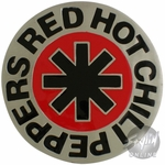 Red Hot Chili Peppers Logo Buckle