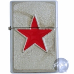 Red Star Silver Lighter